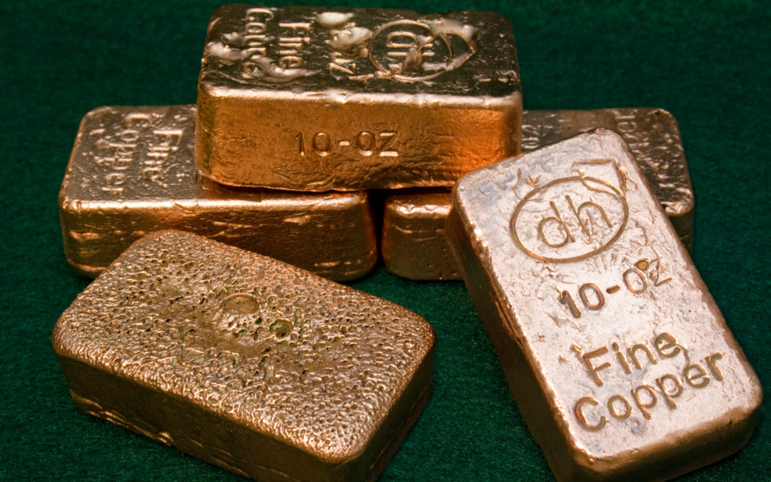 Analysis: Copper Futures Upside Breakout